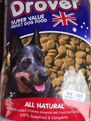 Drover Dog Food 20kg
