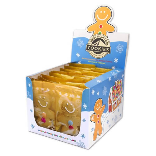 Gingerbread Man - Natural