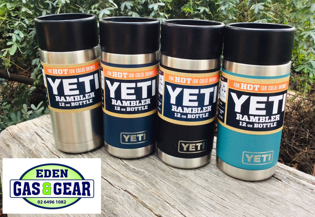 Yeti Rambler 12 oz Bottle