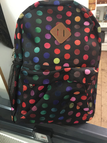 Fancy Backpack