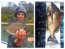 Load image into Gallery viewer, Fishing Charters - Bait Fishing - Lake Tyers and Lakes Entrance