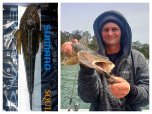 Fishing Charters - Lure Fishing - Lake Tyers