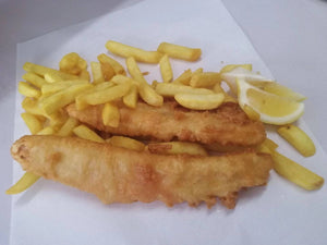 FISH AND CHIPS FOR 2