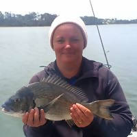 Fishing Charter - Soft Plastics Fishing - Lake Tyers