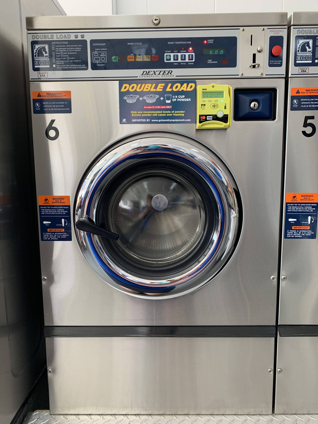 Virtual 9kg Wash