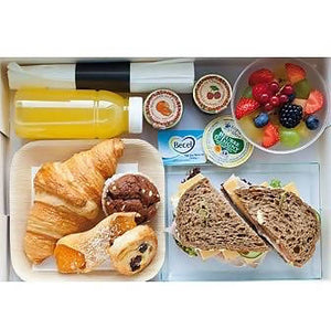 Breakfast and lunch pack
