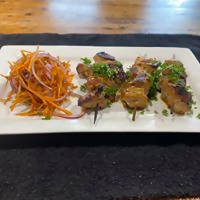 Korean Pork Skewers