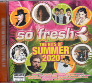VIRTUAL CD- SO FRESH - SUMMER 2020