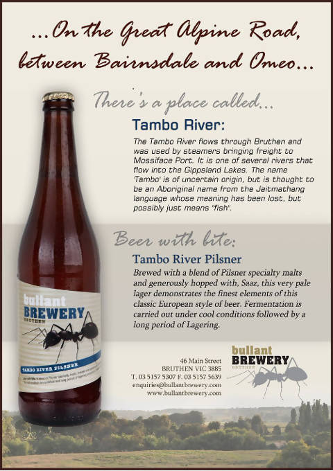 Tambo River Pilsner - Pot (285ml)