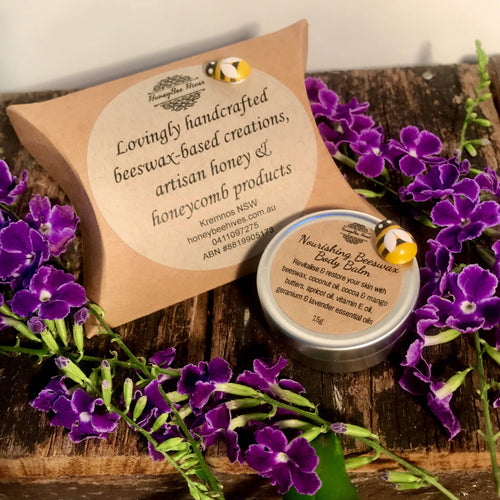 Gift Box: Beeswax-based balms