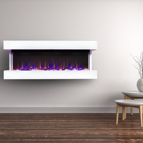 Touchstone Chesmont Wall Mounted Electric Fireplace