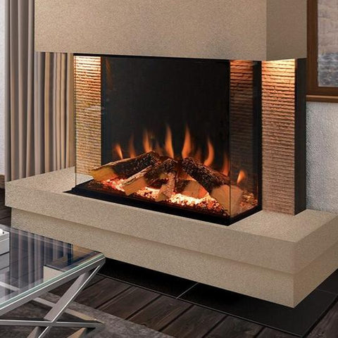HALO Electric Fireplace