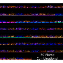 Load image into Gallery viewer, Touchstone 60 Flame Combinations.