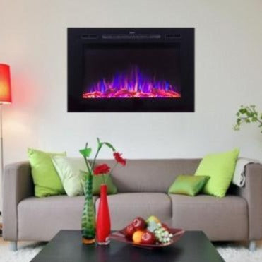 Colorful Living Room with Touchstone Forte 40