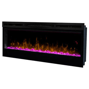"Dimplex Prism Series 50"" Linear Electric Fireplace"