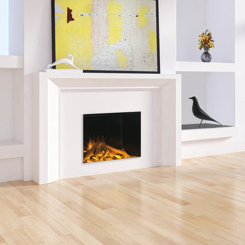 European Home E32 Linear Built-in Electric Fireplace | Very Good Fireplaces