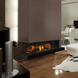 E60 Electric Fireplace by European Home