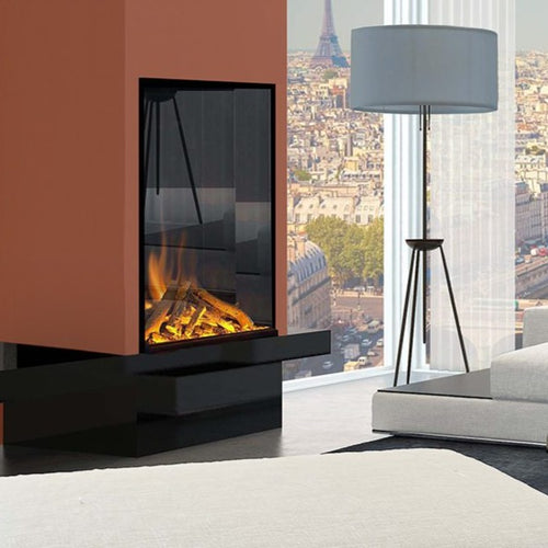 E810 34'' Electric Fireplace by European Home