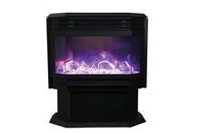 "Load image into Gallery viewer, Sierra Flame 26"" Free Stand Electric Fireplace"
