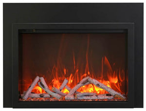 Amantii 38″ Traditional Series Electric Fireplace
