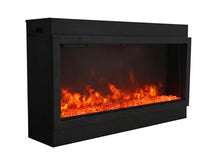 Load image into Gallery viewer, Amantii 40″ Wide - Deep Indoor or Outdoor Built-in Electric Fireplace