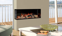 "Load image into Gallery viewer, Kiruna 40"" HALO Electric Fireplace by European Home"