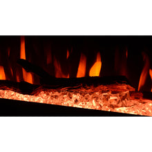 "Load image into Gallery viewer, Touchstone Sideline Elite 50"" Recessed Electric Fireplace"