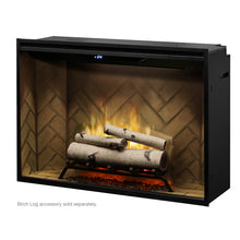 "Load image into Gallery viewer, Dimplex Revillusion 36"" Built-in Firebox"