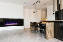 "Load image into Gallery viewer, Remii 45"" Deep Indoor or Outdoor Built-In Only Electric Fireplace"