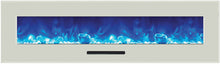 "Load image into Gallery viewer, Amantii 72"" Wall Mount or Flush Mount Electric Fireplace"