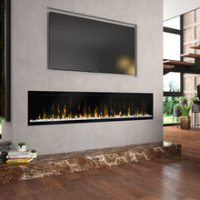 "Load image into Gallery viewer, Dimplex IgniteXL 74"" Linear Electric Fireplace"