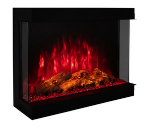 "Modern Flames 42"" Sedona Pro Multi Built-In Electric Fireplace"