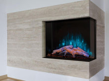 "Load image into Gallery viewer, Modern Flames 42"" Sedona Pro Multi Built-In Electric Fireplace"