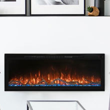 Load image into Gallery viewer, Modern Flames 74-Inch Spectrum Slimline Wall Mount or Recessed Electric Fireplace | Very Good Fireplaces