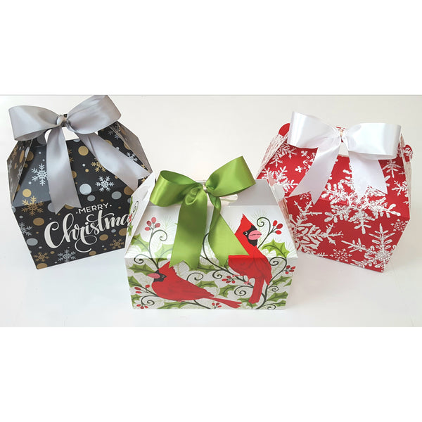 Christmas Gable Boxes SOLD OUT