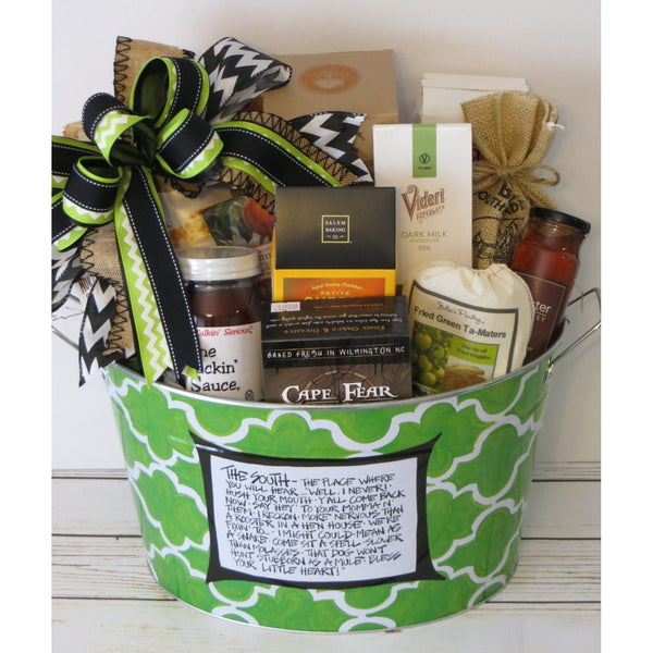 """The South"" Gift Pail"
