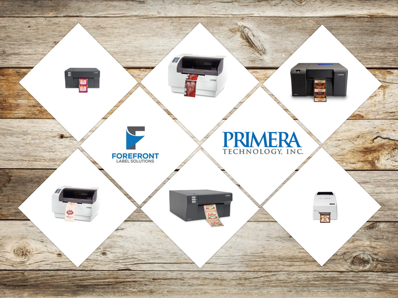 ForeFront Label Solutions - Primera Printer