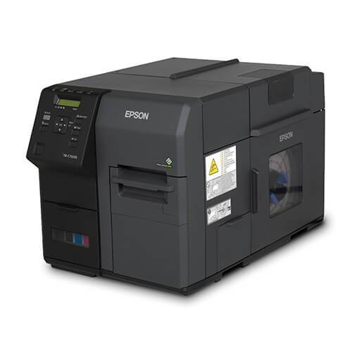 Epson TM-C7500GE ColorWorks Gloss Label Printer