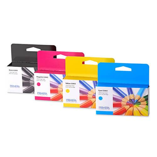 Primera LX1000/LX2000 Multi-pack Ink Cartridge