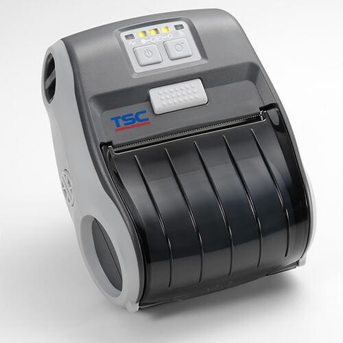 TSC Alpha-3RW Mobile Thermal Printer, 203 dpi, WiFi