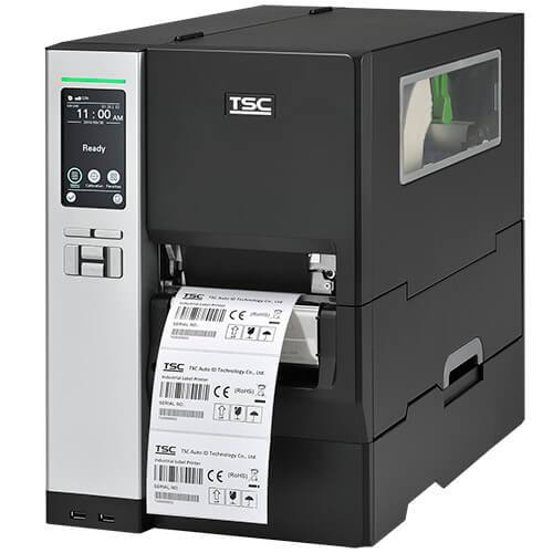 TSC MH340T Industrial Thermal Printer, 300 dpi
