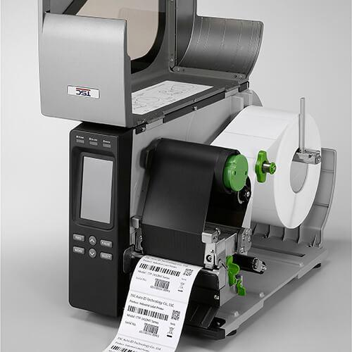 TSC TTP-2410MT Industrial Thermal Printer, 203 dpi