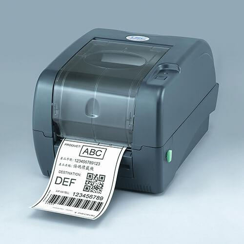 TSC TTP-345 Performance Kit Desktop Thermal Printer, 300 dpi