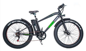 Cruisier Electric Bike - Black