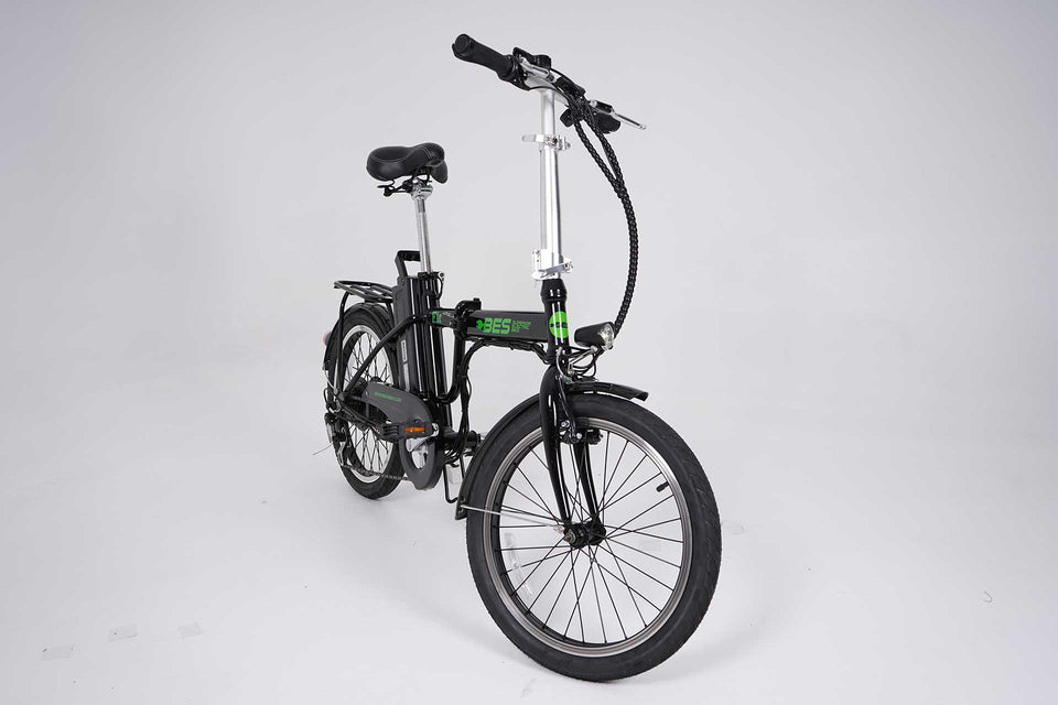 Flow Electric Bicycle - Black