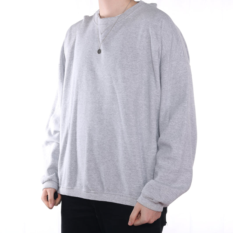 Champion - Grey Crewneck Sweatshirt - XLarge