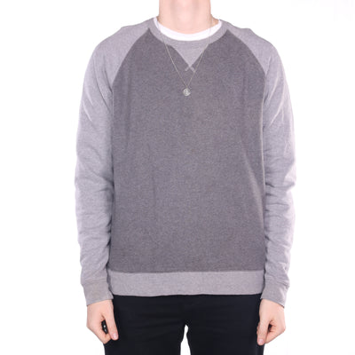 Ralph Lauren - Grey Chaps Crewneck Sweatshirt - Large