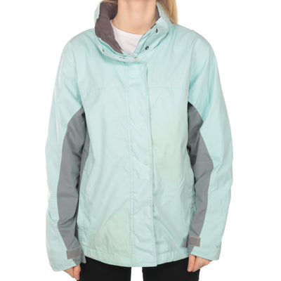 Blue Champion with hood Windbreaker - Large