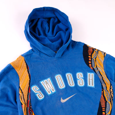 Vintage Ralph Lauren Quarter Zip Jumper Navy - Small