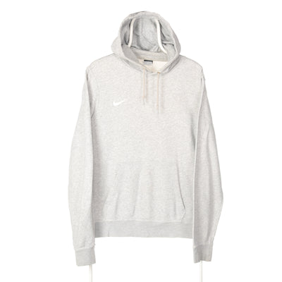 Grey Nike Single Stitch Hoodie - Small